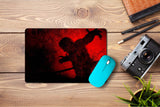 Mouse pad  Game Mortal Kombat 03- 21.5 X 27 X 0.3cm