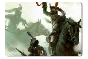 Mouse pad  Game Napoleon Total War 02- 21.5 X 27 X 0.3cm