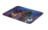Mouse pad  Game Naughty Bear 01- 21.5 X 27 X 0.3cm
