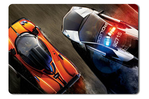 Mouse pad  Game Need For Speed Hot Pursuit 01- 21.5 X 27 X 0.3cm