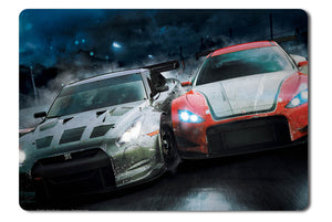Mouse pad  Game Need For Speed Shift 2 Unleashed 01- 21.5 X 27 X 0.3cm