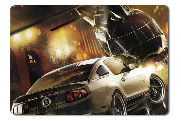 Mouse pad  Game Need For Speed The Run 01- 21.5 X 27 X 0.3cm