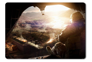 Mouse pad  Game Operation Flashpoint Red River 07- 21.5 X 27 X 0.3cm