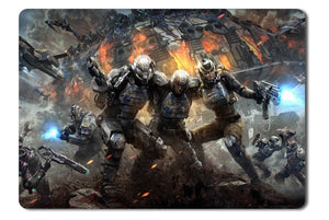 Mouse pad  Game Planetside 2 06- 21.5 X 27 X 0.3cm