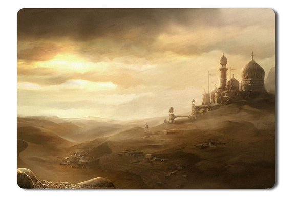 Mouse pad  Game Prince Of Persia The Forgotten Sands 01- 21.5 X 27 X 0.3cm
