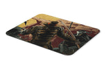 Mouse pad  Game Red Steel 2 04- 21.5 X 27 X 0.3cm