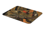 Mouse pad  Game Red Steel 2 07- 21.5 X 27 X 0.3cm