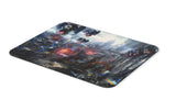 Mouse pad  Game Remember Me 01- 21.5 X 27 X 0.3cm