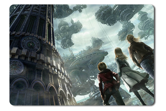 Mouse pad  Game Resonance Of Fate 01- 21.5 X 27 X 0.3cm