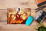 Mouse pad  Game Saints Row Gat Out Of Hell 01- 21.5 X 27 X 0.3cm