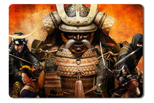 Mouse pad  Game Shogun 2 Total War 01- 21.5 X 27 X 0.3cm