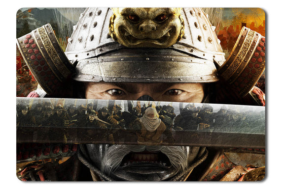 Mouse pad  Game Shogun 2 Total War 02- 21.5 X 27 X 0.3cm