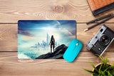 Mouse pad  Game Sid Meiers Civilization Beyond Earth   Rising Tide 01- 21.5 X 27 X 0.3cm