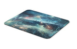 Mouse pad  Game Silent Hunter Online 01- 21.5 X 27 X 0.3cm