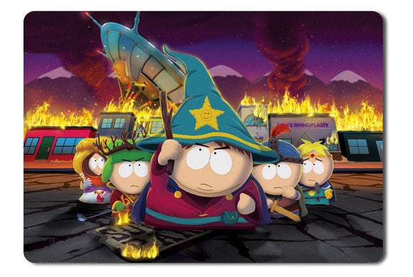 Mouse pad  Game South Park The Stick Of Truth 01- 21.5 X 27 X 0.3cm