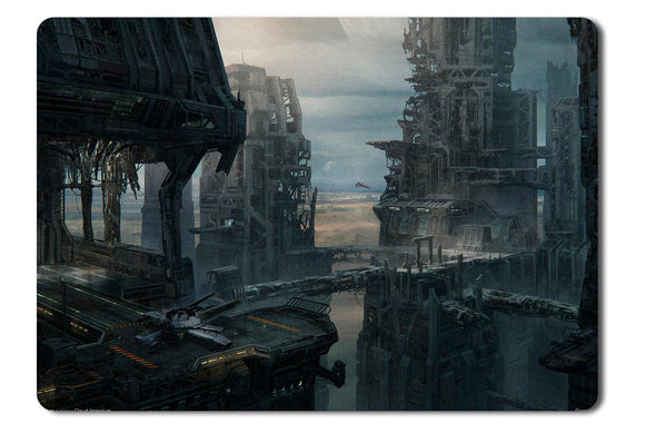 Mouse pad  Game Star Citizen 03- 21.5 X 27 X 0.3cm