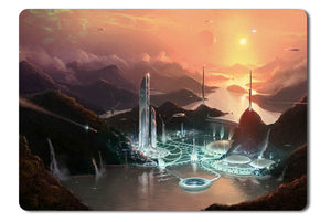 Mouse pad  Game Star Citizen 06- 21.5 X 27 X 0.3cm