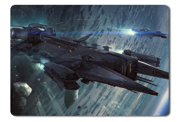 Mouse pad  Game Star Citizen 10- 21.5 X 27 X 0.3cm