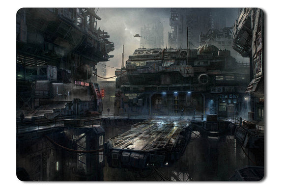 Mouse pad  Game Star Citizen 11- 21.5 X 27 X 0.3cm