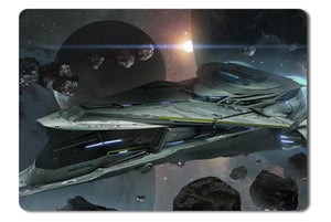 Mouse pad  Game Star Citizen 13- 21.5 X 27 X 0.3cm