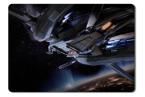 Mouse pad  Game Star Citizen 22- 21.5 X 27 X 0.3cm