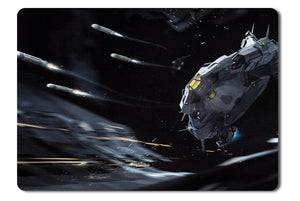 Mouse pad  Game Star Citizen 36- 21.5 X 27 X 0.3cm