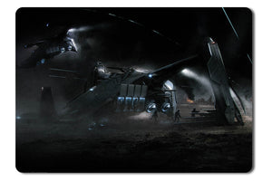Mouse pad  Game Star Citizen 37- 21.5 X 27 X 0.3cm