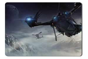 Mouse pad  Game Star Citizen 38- 21.5 X 27 X 0.3cm
