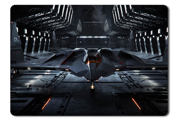 Mouse pad  Game Star Citizen 40- 21.5 X 27 X 0.3cm
