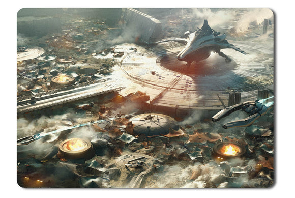 Mouse pad  Game Star Citizen 43- 21.5 X 27 X 0.3cm
