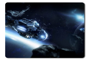 Mouse pad  Game Star Citizen 58- 21.5 X 27 X 0.3cm