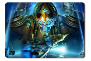 Mouse pad  Game Starcraft 2 Legacy Of The Void 01- 21.5 X 27 X 0.3cm