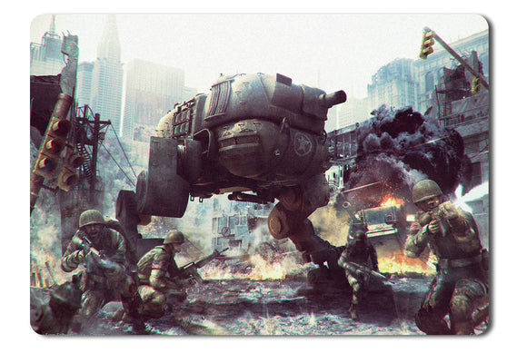 Mouse pad  Game Steel Battalion Heavy Armor 01- 21.5 X 27 X 0.3cm