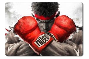 Mouse pad  Game Street Fighter 5 01- 21.5 X 27 X 0.3cm
