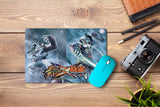 Mouse pad  Game Street Fighter X Tekken 03- 21.5 X 27 X 0.3cm