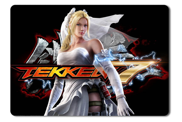 Mouse pad  Game Tekken 7 Fated Retribution 01- 21.5 X 27 X 0.3cm