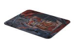 Mouse pad  Game Tekken Tag Tournament 2 01- 21.5 X 27 X 0.3cm