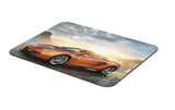 Mouse pad  Game Test Drive Unlimited 2 01- 21.5 X 27 X 0.3cm