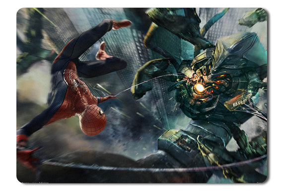 Mouse pad  Game The Amazing Spider Man 02- 21.5 X 27 X 0.3cm