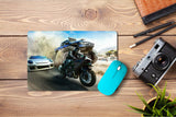 Mouse pad  Game The Crew Wild Run 01- 21.5 X 27 X 0.3cm