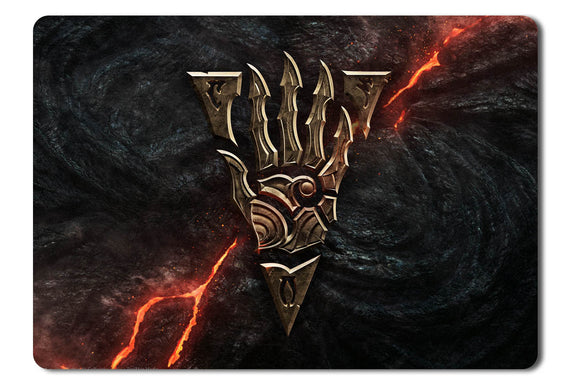 Mouse pad  Game The Elder Scrolls Online Morrowind 01- 21.5 X 27 X 0.3cm
