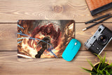 Mouse pad  Game The Last Story 01- 21.5 X 27 X 0.3cm