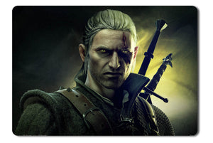 Mouse pad  Game The Witcher 2 Assassins Of Kings 01- 21.5 X 27 X 0.3cm
