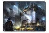 Mouse pad  Game Tom Clancys The Division 01- 21.5 X 27 X 0.3cm