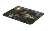 Mouse pad  Game Tomb Raider Fan Art 09- 21.5 X 27 X 0.3cm
