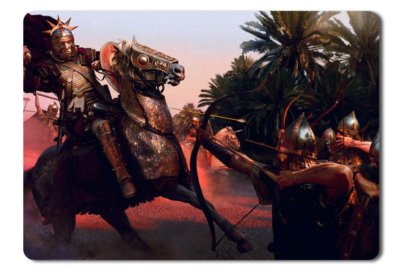 Mouse pad  Game Total War Rome 2   Empire Divided 01- 21.5 X 27 X 0.3cm