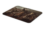 Mouse pad  Game Total War Warhammer 01- 21.5 X 27 X 0.3cm
