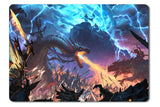 Mouse pad  Game Total War Warhammer 2 01- 21.5 X 27 X 0.3cm