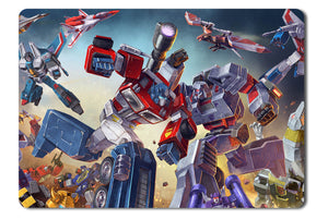 Mouse pad  Game Transformers Earth Wars 01- 21.5 X 27 X 0.3cm