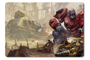 Mouse pad  Game Transformers Fall Of Cybertron 01- 21.5 X 27 X 0.3cm